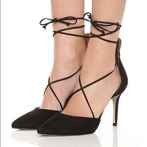 Steve Madden Spiceyy Lace Up Heels Size 6.5